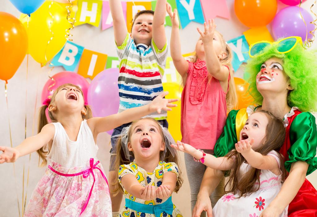 Birthday Party Fun Ideas
