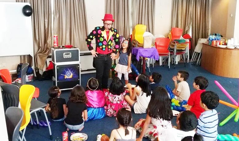 Doing Your First Magic Show For Kids