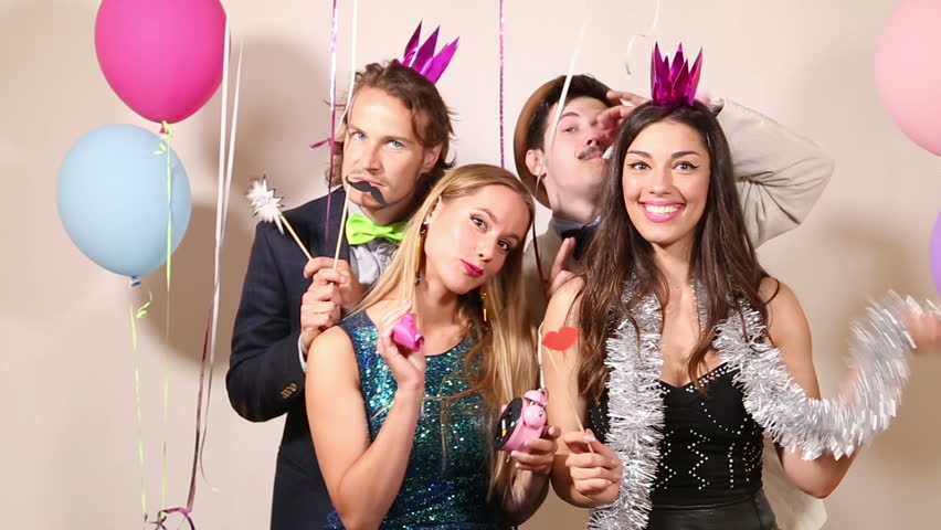 Make Your Party Fun With A Photo Booth!