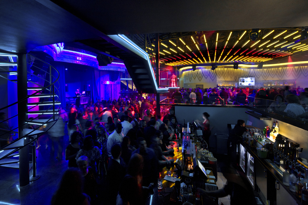 Bar and Nightclub Noise Control