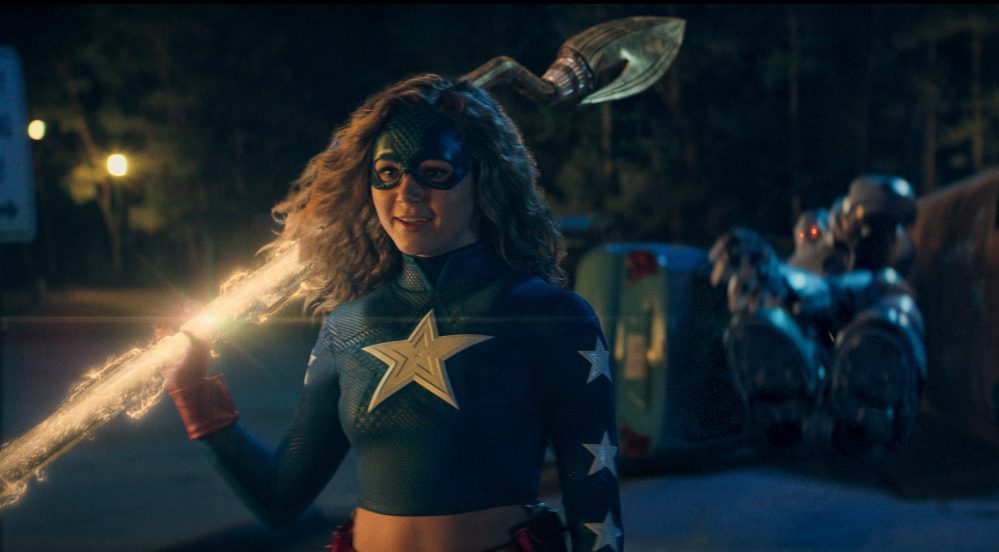 Who Are the Justice Society of America in DC's Stargirl?